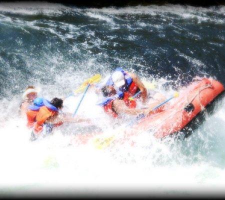 Raft, canoe kayak et hydrospeed dans les Alpes de haute provence